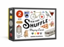 New York Shuffle Playing Cards : Two Standard Decks - Book