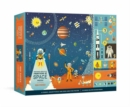 Professor Astro Cat's Frontiers of Space 500-Piece Puzzle : Cosmic Jigsaw Puzzle and Seek-and-Find Poster - Book