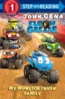My Monster Truck Family - Book