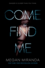 Come Find Me - Book
