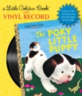 The Poky Little Puppy Book and Vinyl Record - Book