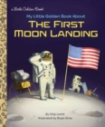 My Little Golden Book About the First Moon Landing - Book