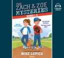 The Zach and Zoe Mysteries: Books 1-2 : The Missing Baseball; The Half-Court Hero - eAudiobook
