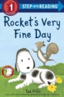 Rocket's Very Fine Day - Book