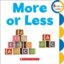 More or Less (Rookie Toddler) - Book