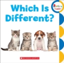 Which Is Different? (Rookie Toddler) - Book