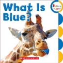 What Is Blue? (Rookie Toddler) - Book