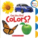 Can You Find Colors? (Rookie Toddler) - Book