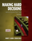 Making Hard Decisions with DecisionTools - Book