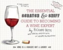 The Essential Scratch and Sniff Guide to Becoming a Wine Expert - Book