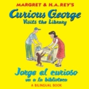 Jorge el curioso va a la biblioteca/Curious George Visits the Library (Read-aloud) - eBook