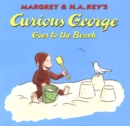 Curious George Goes to the Beach (Read-aloud) - eBook