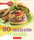 Betty Crocker 20-Minute Meals: HMH Selects - eBook