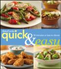 Betty Crocker Quick & Easy 3e - eBook