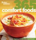 Better Homes and Gardens 365 Comfort Foods - eBook