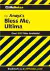 CliffsNotes on Anaya's Bless Me, Ultima - eBook