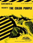 CliffsNotes on Walker's The Color Purple - eBook