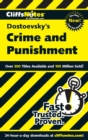 CliffsNotes on Dostoevsky's Crime and Punishment - eBook