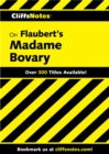 CliffsNotes on Flaubert's Madame Bovary - eBook