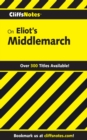 CliffsNotes on Eliot's Middlemarch - eBook