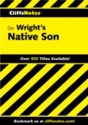 CliffsNotes on Wright's Native Son - eBook