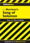 CliffsNotes on Morrison's Song of Solomon - eBook