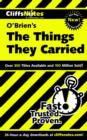 CliffsNotes on O'Brien's The Things They Carried - eBook