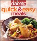 Diabetic Living Quick & Easy Meals - eBook