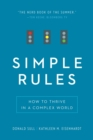 Simple Rules : How to Thrive in a Complex World - eBook