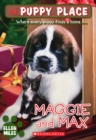 The Maggie and Max (The Puppy Place #10) - Book