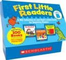 First Little Readers: Guided Reading Level B : A Big Collection of Just-Right Leveled Books for Beginning Readers - Book