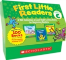 First Little Readers: Guided Reading Level C : A BIG Collection of Just-Right Leveled Books for Beginning Readers - Book