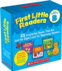 First Little Readers Parent Pack: Guided Reading Level B : 25 Irresistible Books That Are Just the Right Level for Beginning Readers - Book