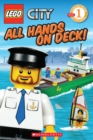LEGO City: All Hands on Deck! (Level 1) - Book