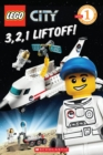 LEGO City: 3, 2, 1, Liftoff! (Level 1) - Book