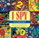 I Spy Numbers - Book