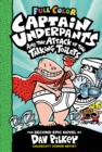 Captain Underpants and the Attack of the Talking Toilets Colour Edition - Book