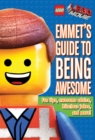 Emmet's Guide to Being Awesome (LEGO: The LEGO Movie) - Book