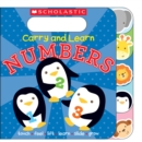 Carry and Learn Numbers - Book