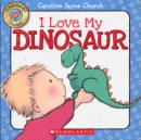 Lovemeez: I Love My Dinosaur - Book