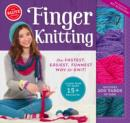Finger Knitting - Book