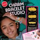 Gold Charm Bracelet Studio - Book