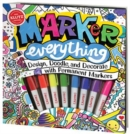 MARKER EVERYTHING - Book