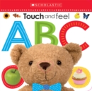 Touch and Feel ABC (Scholastic Early Learners) - Book