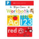 Wipe Clean Workbook: Pre-K (Scholastic Early Learners) - Book