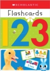 Write and Wipe Flashcards: 123 (Scholastic Early Learners) - Book