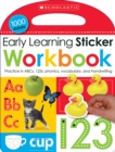 Early Learning Sticker Workbook (Scholastic Early Learners) - Book