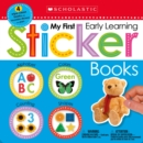 My First Early Learning Sticker Books Box Set: Scholastic Early Learners (Sticker Book) - Book