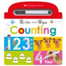 Write and Wipe Counting: Scholastic Early Learners (Write and Wipe) - Book