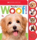 Woof!: Scholastic Early Learners (Sound Book) - Book